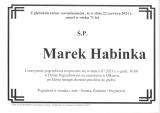 Marek Habinka