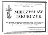 Mieczysław Jakubczyk