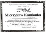 Mieczysław Kamionka
