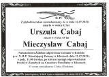 Urszula-Mieczysław