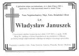 Władysław Januszek