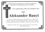 Aleksander Banyś