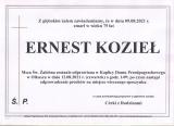 Ernest Kozieł