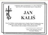 Jan Kaliś