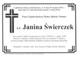 Janina Świerczek