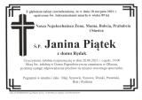 Janina Piątek