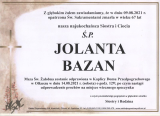 Jolanta Bazan