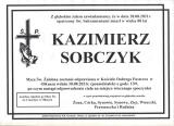 Kazimierz Sobczyk