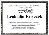 Leokadia Korczek