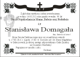 Stanisława Domagała