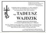 Tadeusz Wajdzik