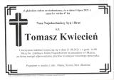Tomasz Kwiecień