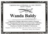 Wanda Baldy