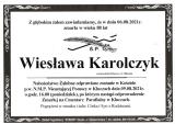 Wiesława Karolczyk