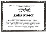 Zofia Mosór