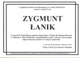 Zygmunt Łanik