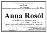 Anna Rosół