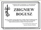 Zbigniew Bogusz