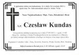 Czesław Kundas
