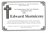 Edward Skotniczny