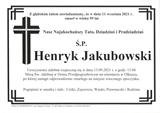Henryk Jakubowski