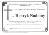 Henryk Nadolny