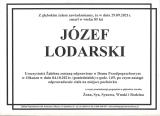 Józef Lodarski