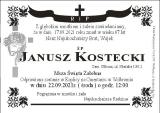 Janusz Kostecki