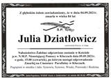 Julia Dziatłowicz