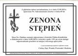 Stępień Zenona