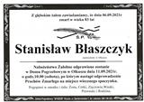 Stanisław Błaszczyk