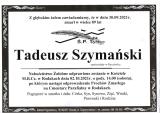 Tadeusz Szymański