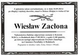 Wiesław Zacłona