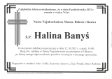Halina Banyś