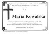 Maria Kowalska