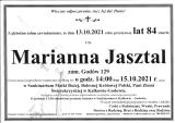Marianna Jasztal