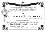 Waldemar Sułkowski